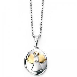 DIAMOND-SET-GUARDIAN-ANGEL-LOCKET-NECKLACE