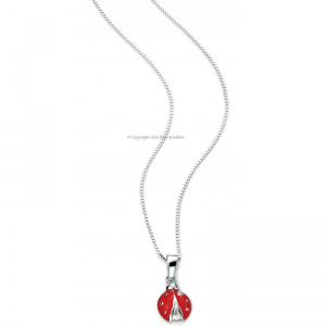 DIAMOND-SET-RED-LADYBIRD-NECKLACE