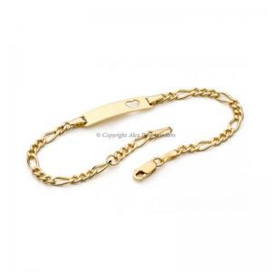 Heart ID Bracelet