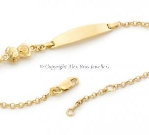 Teddy Bear ID Bracelet