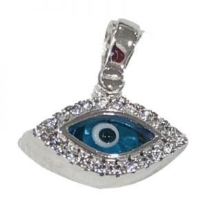 9ct-solid-white-gold-eye-set-with-cz-pendant