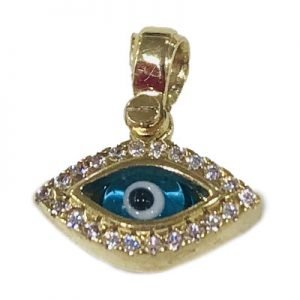 9ct-solid-yellow-gold-eye-set-with-cz-pendant