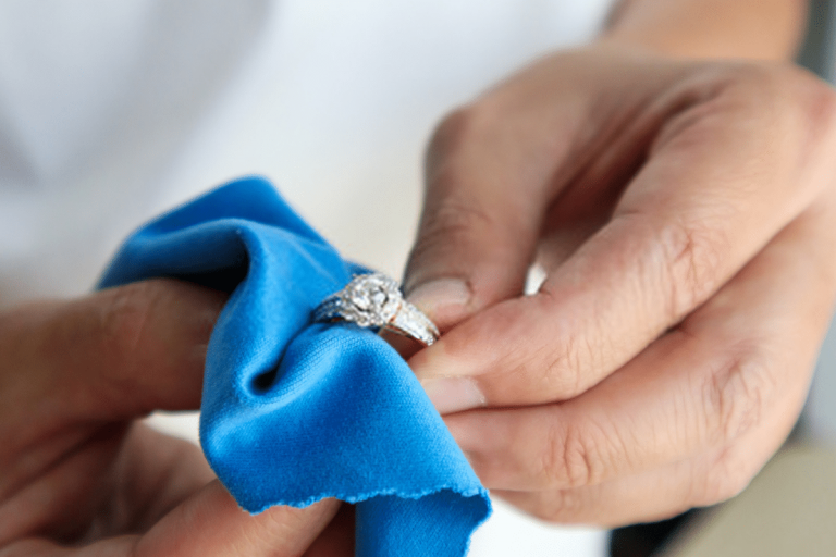 How to Clean Your Diamond Rings